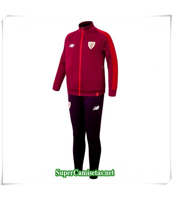 Chaquetas Athletic de Bilbao Rojo 2018 2019 barata...