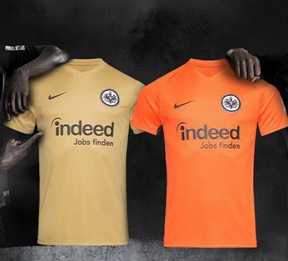 Comprar Camisetas del Eintracht Frankfurt baratas 2020 online
