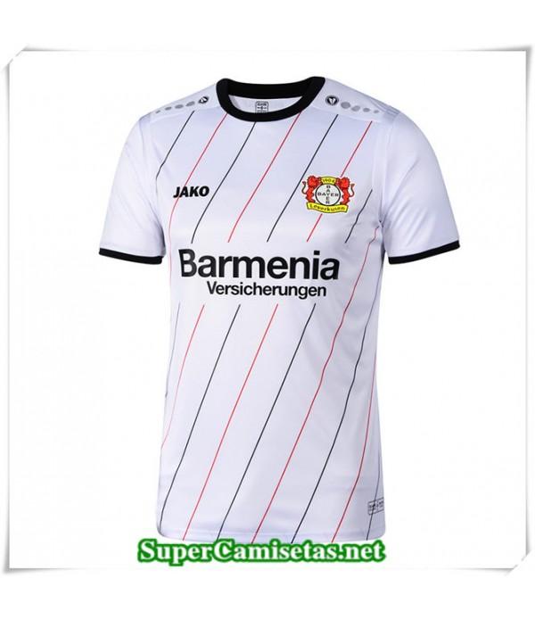 Segunda Equipacion Camiseta Bayer 04 Leverkusen 2018/19