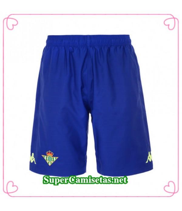 pantalones Segunda Equipacion Camiseta Real Betis ...