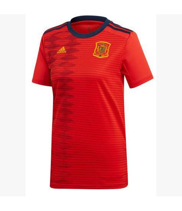 Primera Equipacion Camiseta Espana Mujer Copa Mund...