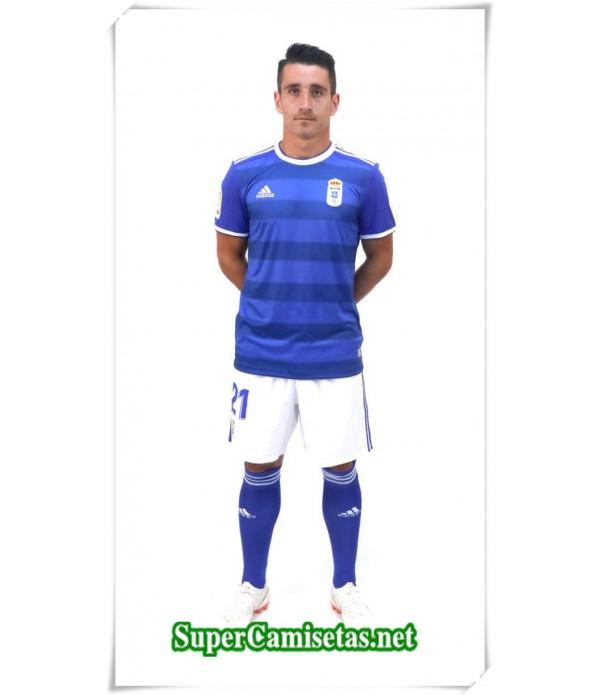 Tailandia Primera Equipacion Camiseta Real Oviedo 2018/19