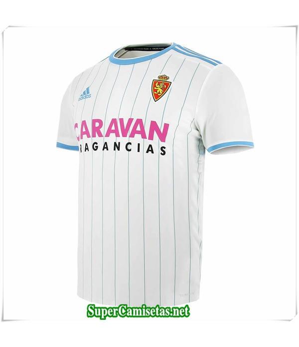 Tailandia Primera Equipacion Camiseta Real Zaragoza 2018/19
