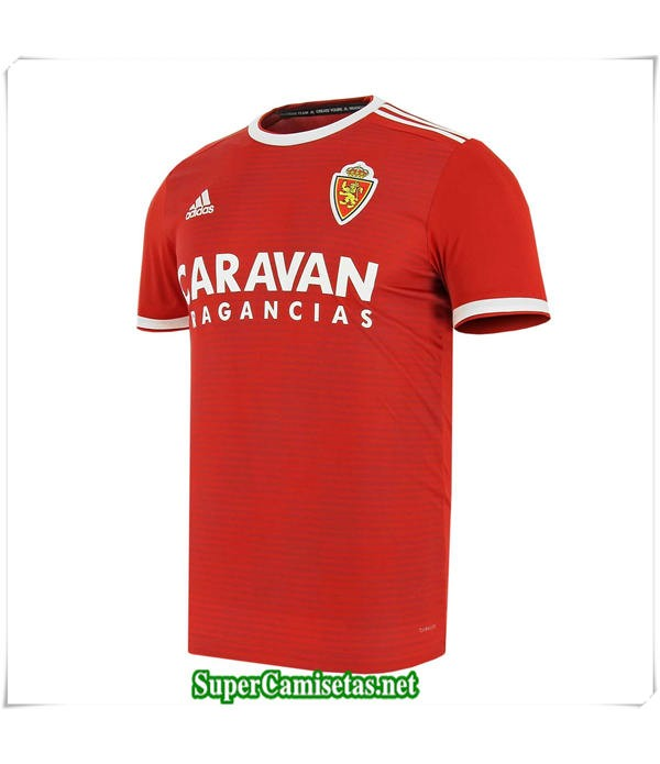 Tailandia Segunda Equipacion Camiseta Real Zaragoza 2018/19