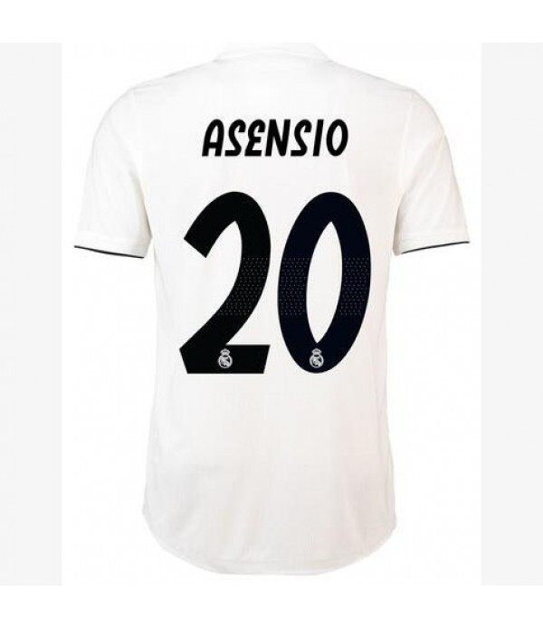 Primera Equipacion Camiseta Real Madrid Asensio 20...