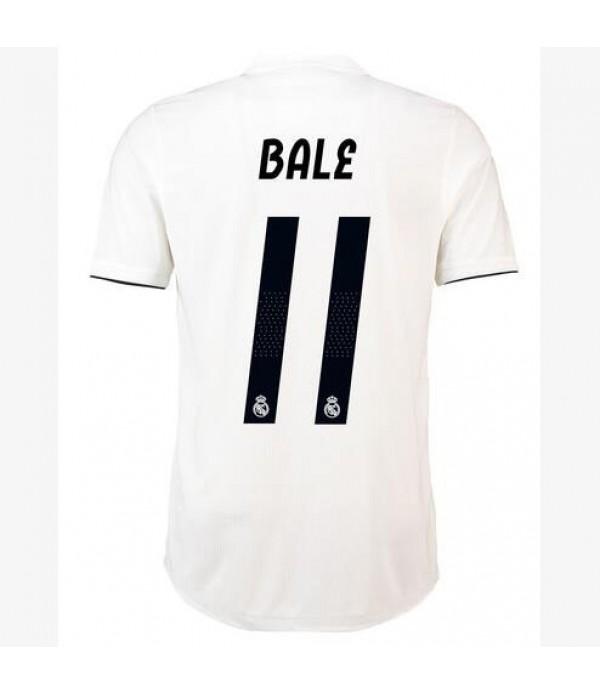 Primera Equipacion Camiseta Real Madrid Bale 2018/...