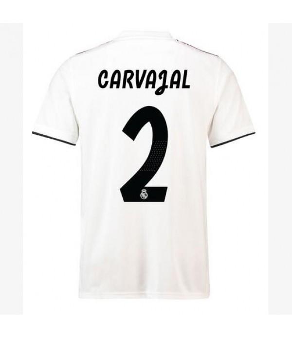 Primera Equipacion Camiseta Real Madrid Carvajal 2...