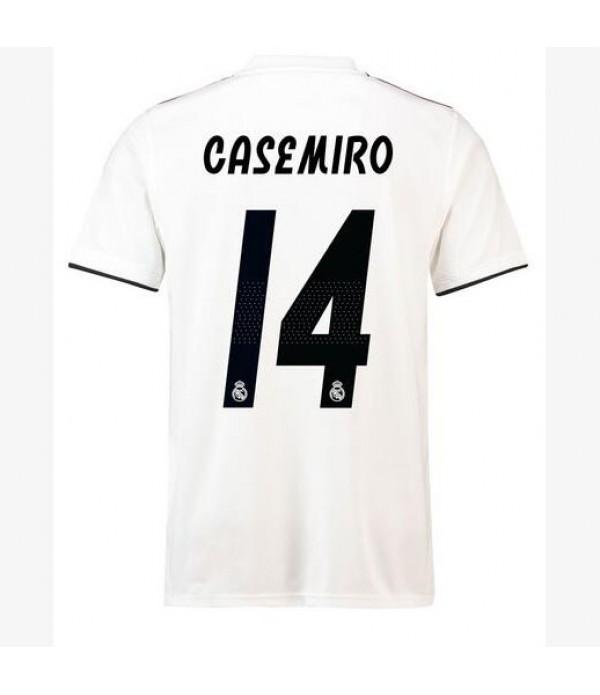 Primera Equipacion Camiseta Real Madrid Casemiro 2...