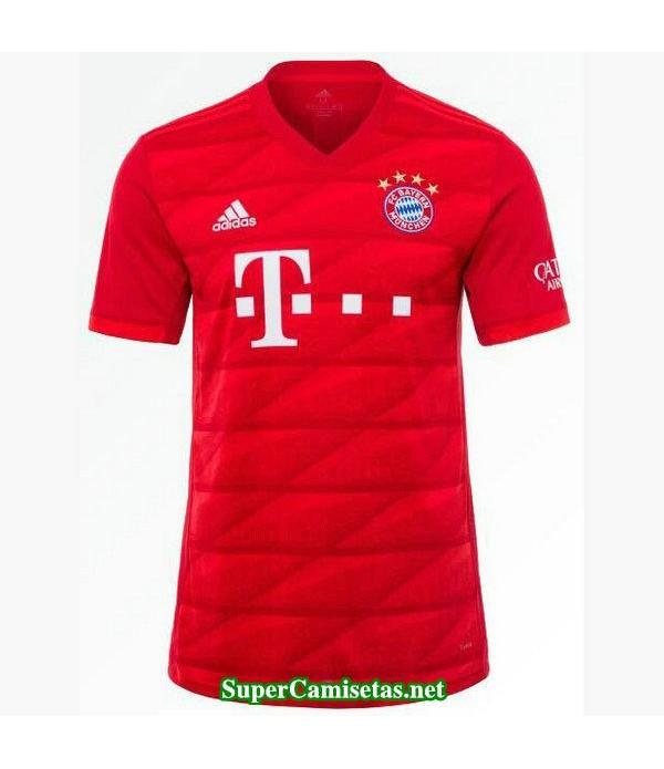 primera equipacion camiseta bayern munich 2019/20