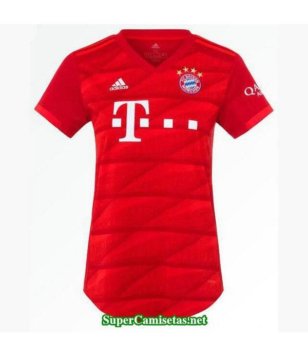 primera equipacion camiseta bayern munich mujer 20...