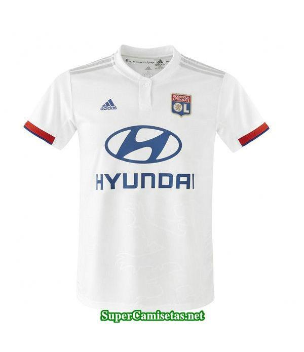 primera equipacion camiseta lyon 2019/20