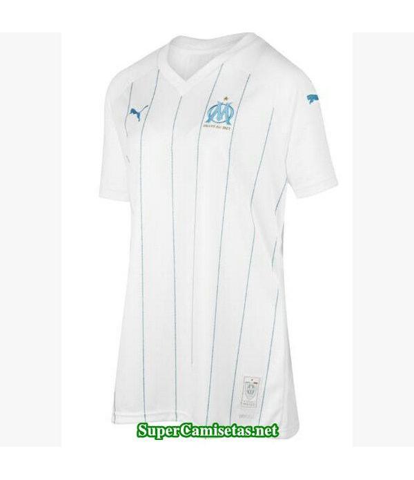 primera equipacion camiseta marsella mujer 2019/20