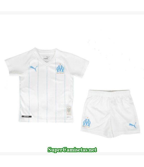 primera equipacion camiseta marsella ninos 2019/20
