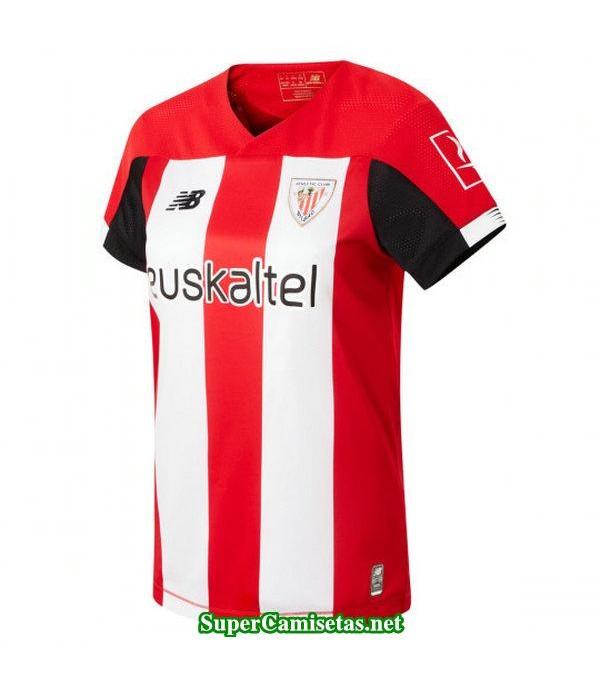 primera equipacion camiseta athletic de bilbao mujer 2019/20