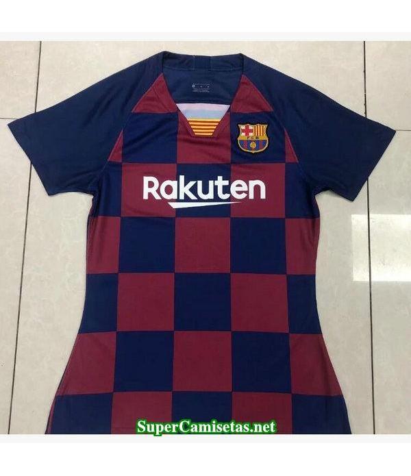 primera equipacion camiseta barcelona mujer 2019/20