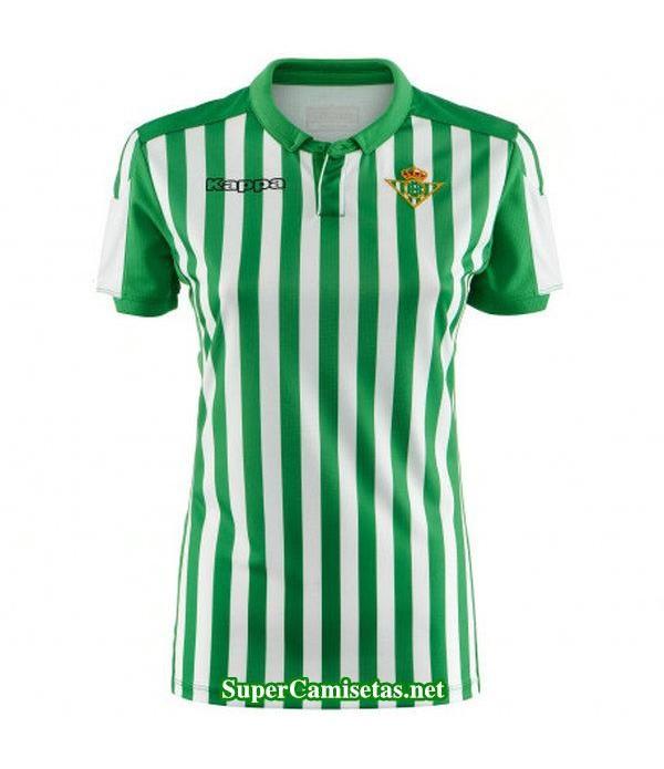 primera equipacion camiseta real betis mujer 2019/20