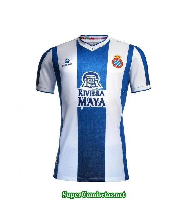 tailandia primera equipacion camiseta espanyol 201...