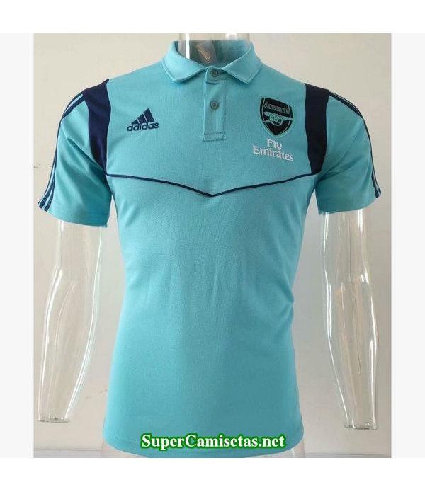 camiseta polo arsenal azul 2019/20