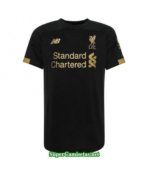 portero equipacion camiseta liverpool 2019/20