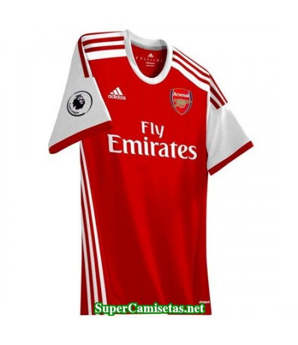 primera equipacion camiseta arsenal 2019/20