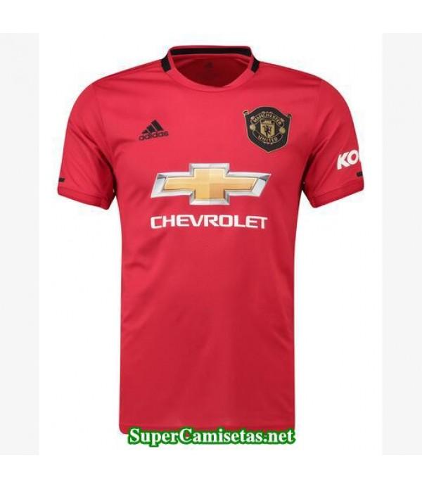 primera equipacion camiseta manchester united 2019/20