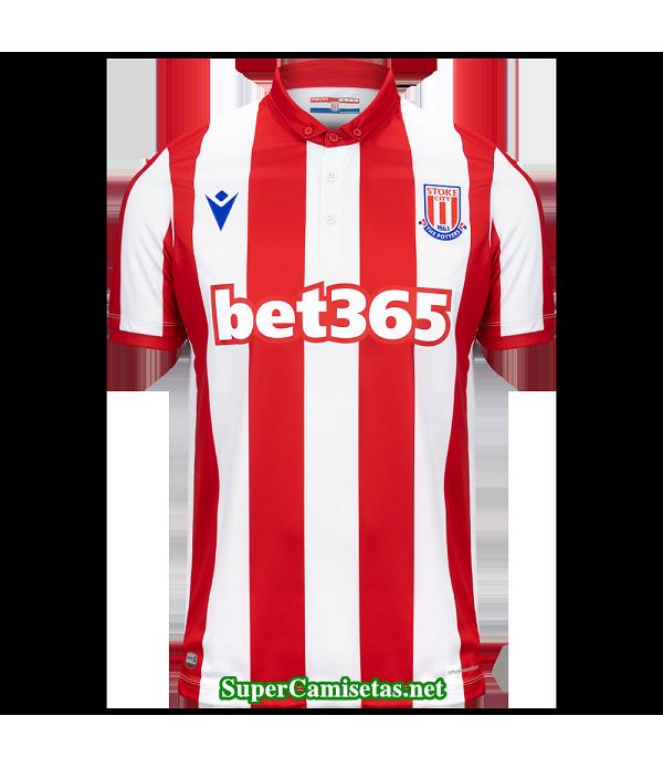 tailandia primera equipacion camiseta stoke city 2019/20
