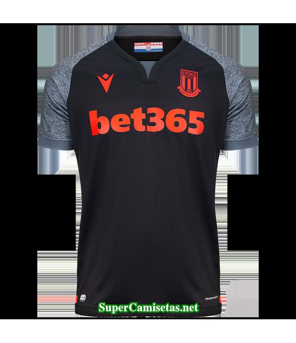 tailandia segunda equipacion camiseta stoke city 2019/20