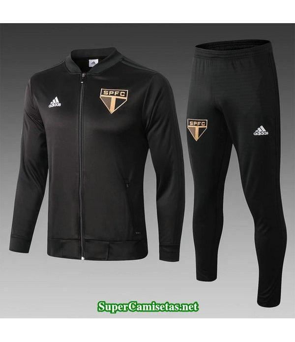 chaquetas sao paulo negro 2019/20 baratas
