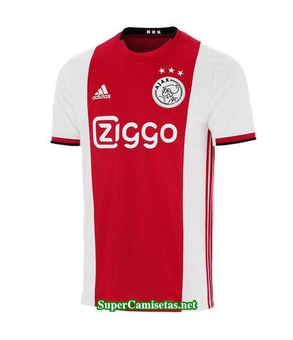 primera equipacion camiseta ajax 2019/20