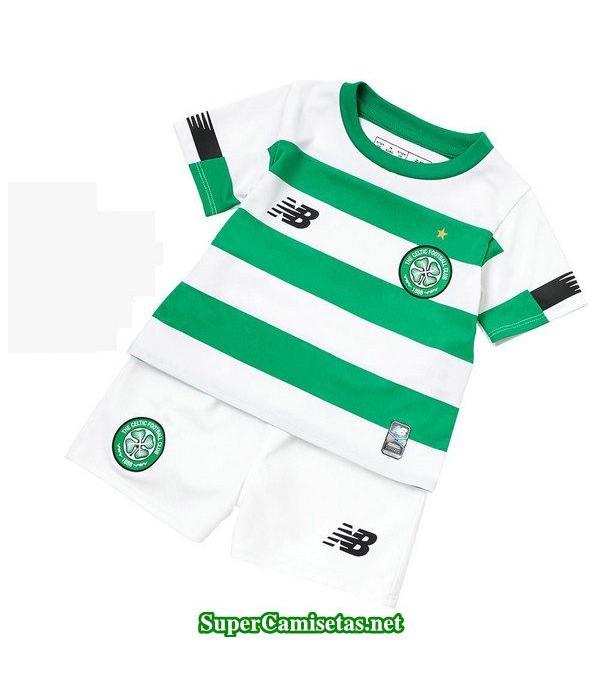 primera equipacion camiseta celtic ninos 2019/20