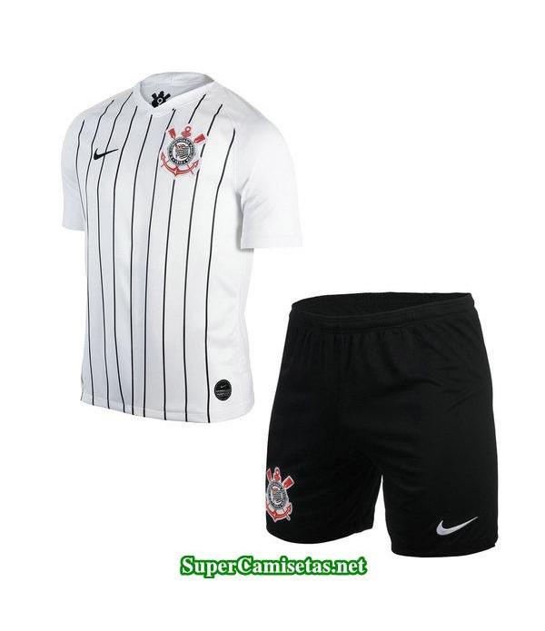 primera equipacion camiseta corinthians ninos 2019/20