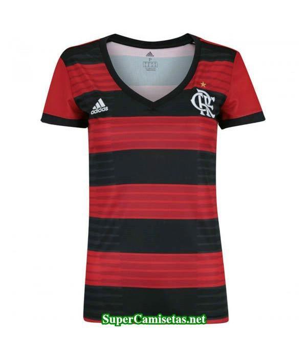primera equipacion camiseta flamengo mujer 2019/20