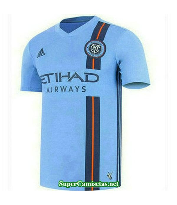 tailandia primera equipacion camiseta new york city 2019/20