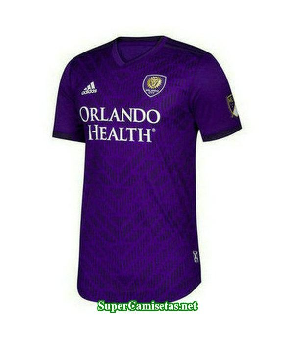 tailandia primera equipacion camiseta orlando city 2019/20