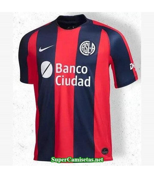 tailandia primera equipacion camiseta san lorenzo 2019/20