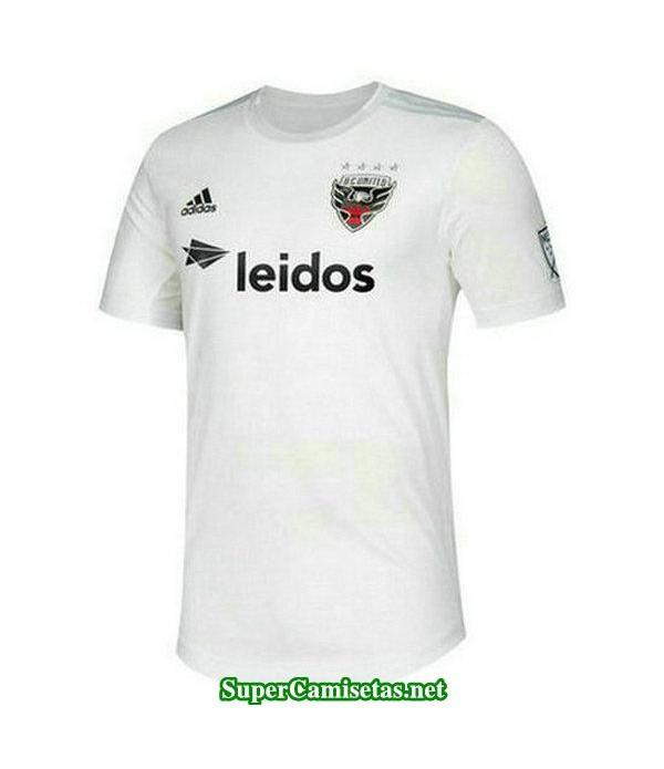 tailandia segunda equipacion camiseta dc united 2018/19