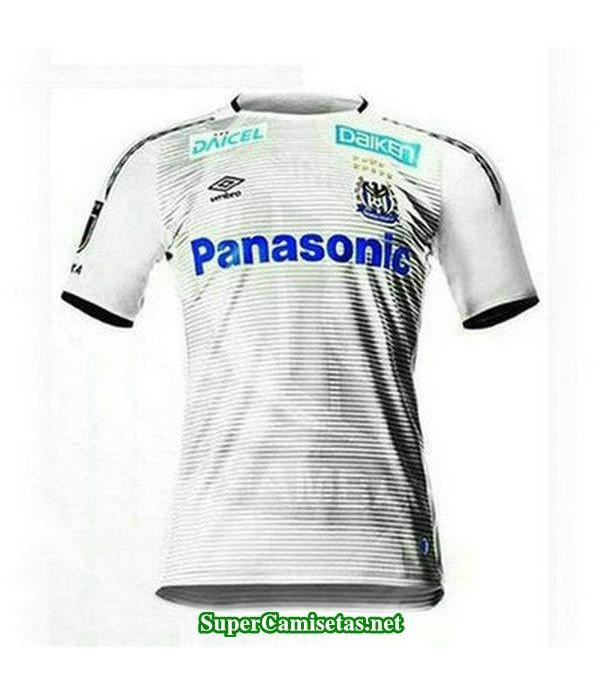 tailandia segunda equipacion camiseta gamba osaka 2019/20