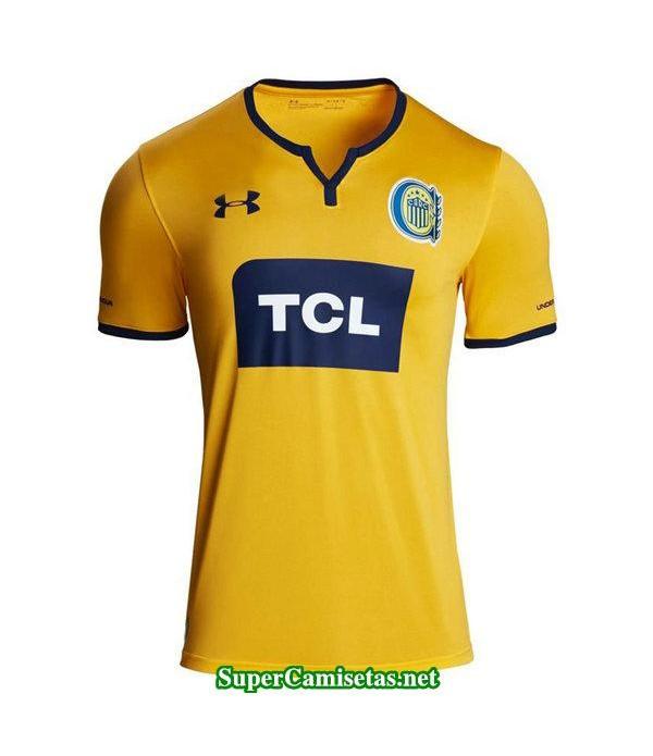 tailandia segunda equipacion camiseta rosario central 2019/20
