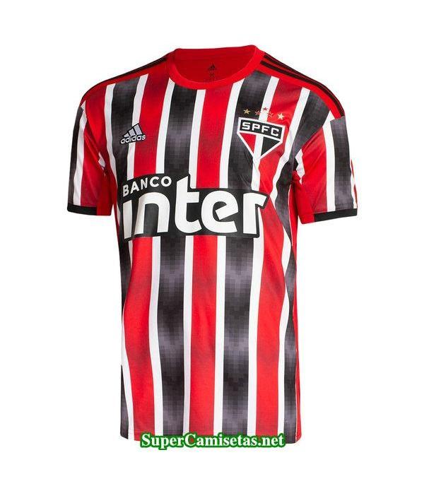 tailandia segunda equipacion camiseta sao paulo 2019/20