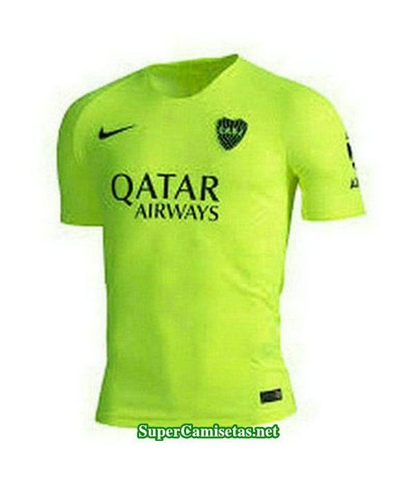 tailandia tercera equipacion camiseta boca juniors 2019/20
