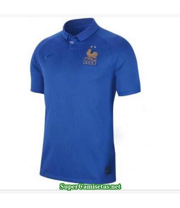 camiseta francia centenario 2019/20