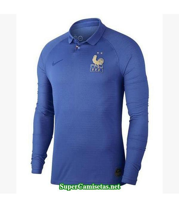 camiseta francia ml centenario 2019/20