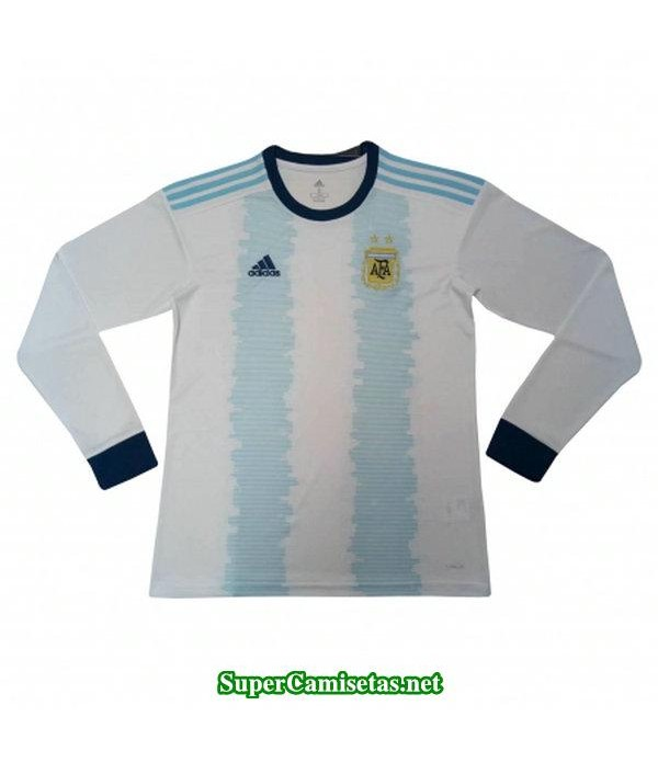 primera equipacion camiseta argentina ml 2019/20