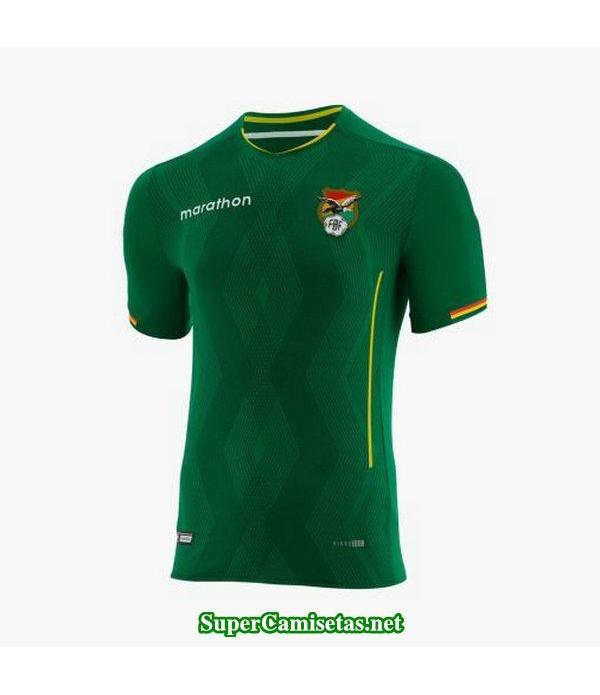 primera equipacion camiseta bolivia copa america 2019