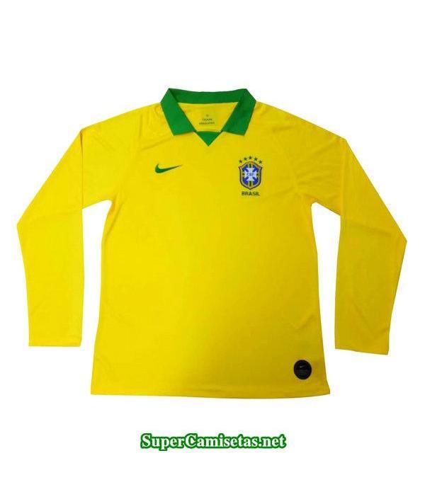 primera equipacion camiseta brasil ml 2019/20