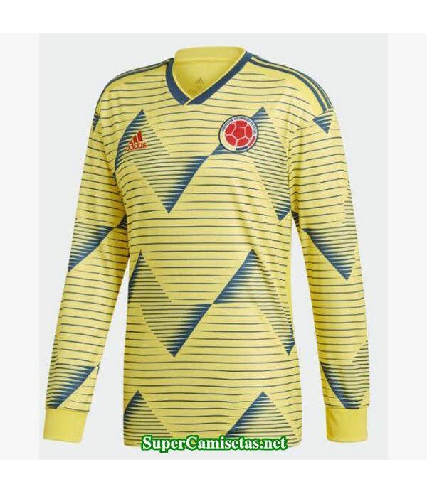 primera equipacion camiseta colombia ml 2019/20