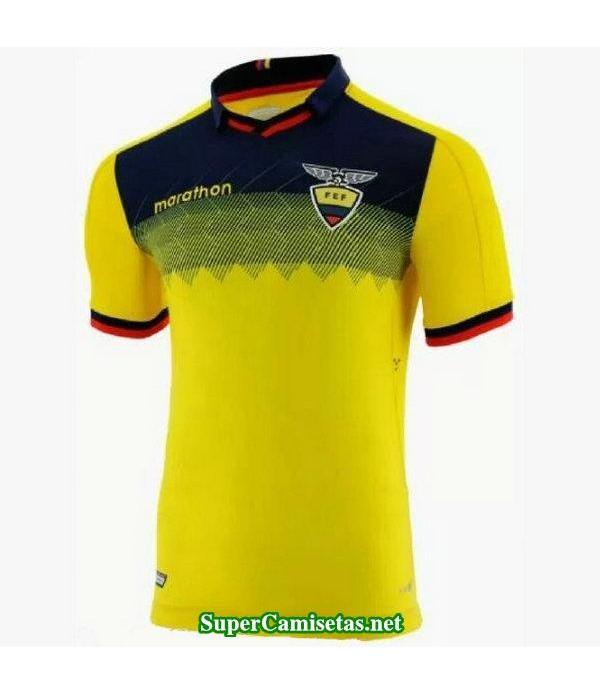 primera equipacion camiseta ecuador copa america 2019