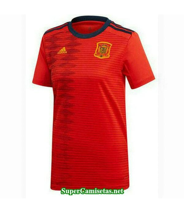 primera equipacion camiseta espana mujer copa mundial 2019