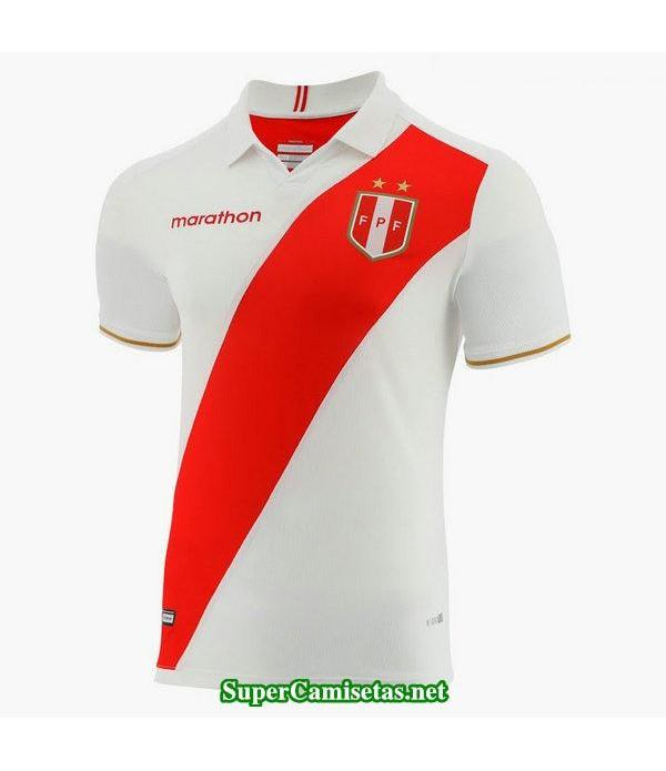 primera equipacion camiseta peru copa america 2019