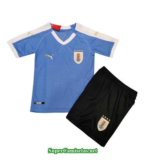 primera equipacion camiseta uruguay ninos 2019/20
